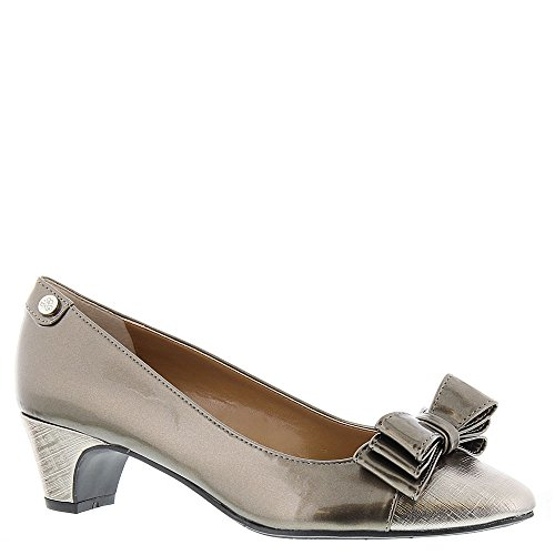 J. Renee Prattsi Womens Pump Taupe