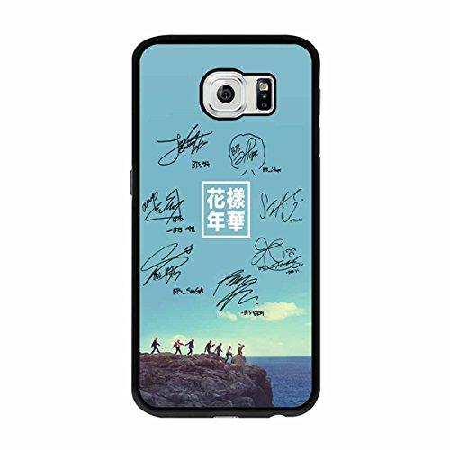 Bts Signatures 2 Case Samsung Galaxy S7 Edge Buy Online In