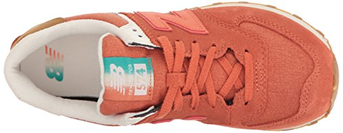 Basses Orange New Femme Wl574sea Sneakers Balance q70tS