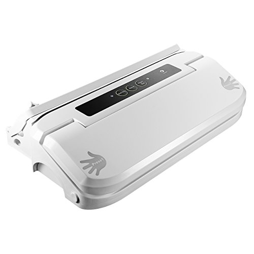 Pictek Vacuum Sealer with Cutter, Easy One-Touch 2-in-1 Full