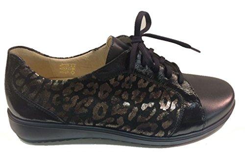Noir Emu De 122 Pour À 51328 Gmbh Femme Chaussures Lacets Australia Ville Pxq1Prpw