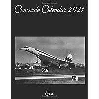 Concorde Calendar 2021