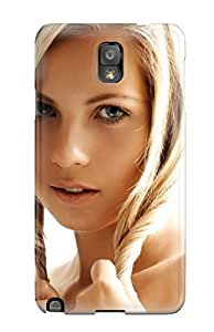 Brand New Note 3 Defender Case For Galaxy (women Face)