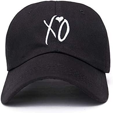 RCFRGV Gorra de béisbol Sombrero The Weeknd Snapback Sombreros ...