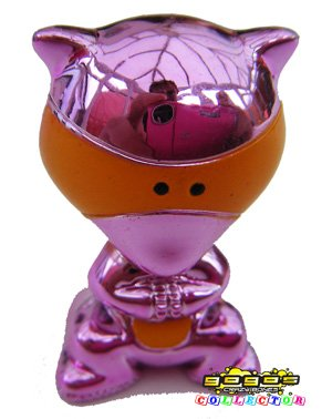 Magic Box Int Yuto Met Pink Series 4 Power Go Gos Crazy Bones