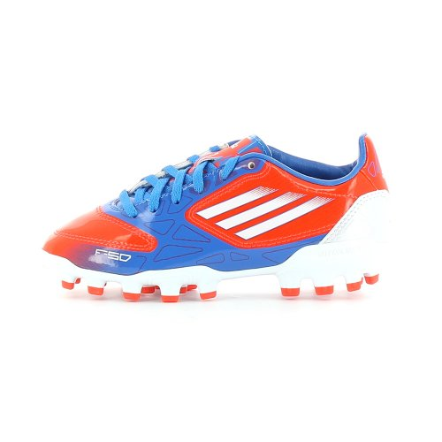adidas, Scarpe da calcio bambini infred/runwh, (infred/runwh), 5