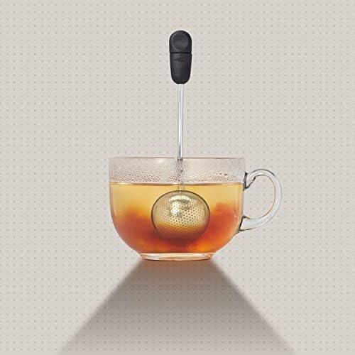 OXO BREW Twisting Tea Ball Infuser