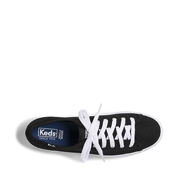 Keds Women's Triple Kick Canvas Fashion Sneaker
