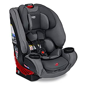 All-in-One Car Seat – 10 Years of Use – Infant, Convertible