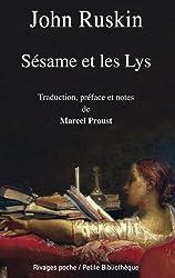 Sésame et Les lys