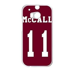Fifa Mc Call White Phone Case For HTC M8