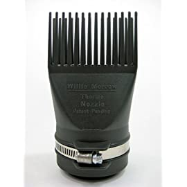 Willie Morrow's Unbreakable Thermo Blow Dry Nozzle - 41MB NrB8GL - Willie Morrow's Unbreakable Thermo Blow Dry Nozzle
