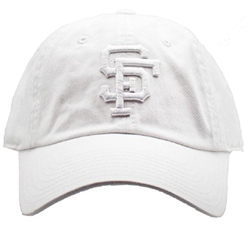 4f108911592 San Francisco Giants MLB American Needle Tonal Ballpark Slouch Cotton Twill  Adjustable Hat (Snow White