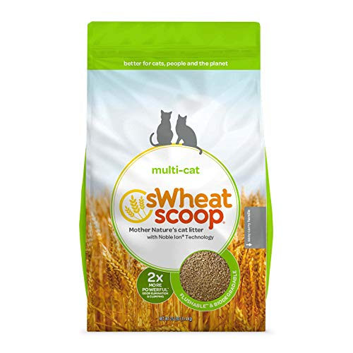 Swheat Scoop Multi Cat Litter, Swheat Scoop