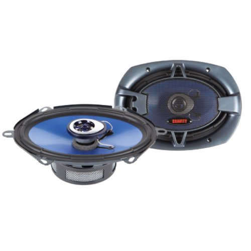 GRAVITY PREMIUM 5x7''/6x8'' SPEAKERS 230W GR-5786H by Unknown
