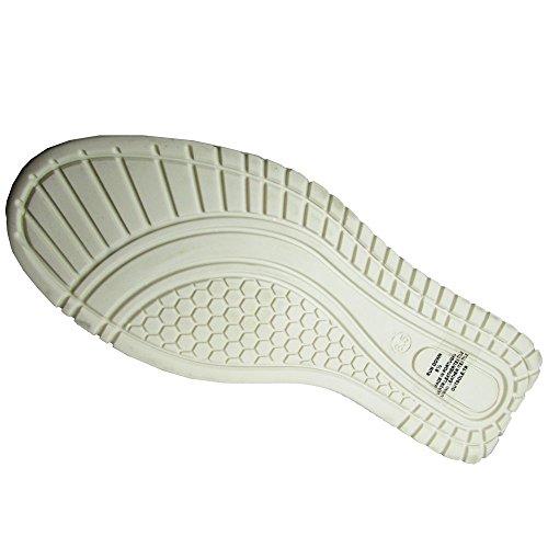 Kenneth Cole Reaktion Mens Nedgånget Läder Sneaker Skor Grå