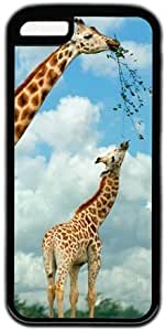 Baby Giraffe Theme for iphone 4/4s Case