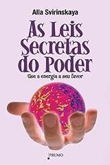 As Leis Secretas Do Poder - Use A Energia A Seu Favor (Em Portuguese do Brasil) Paperback