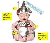 Hershey Kiss Baby Costume Hershey's Chocolate