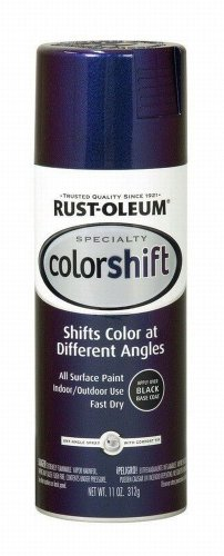 Rust-Oleum 254860 6 Pack 11-Ounce Specialty Spray Color Shif