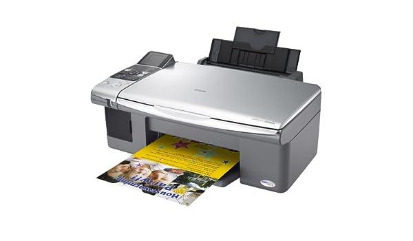 Epson Stylus DX6000 Inyección de tinta 27 ppm 5760 x 1440 DPI A4 ...