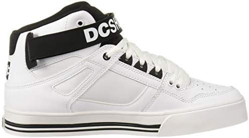 DC Women's Pure High-top V Skate Shoe