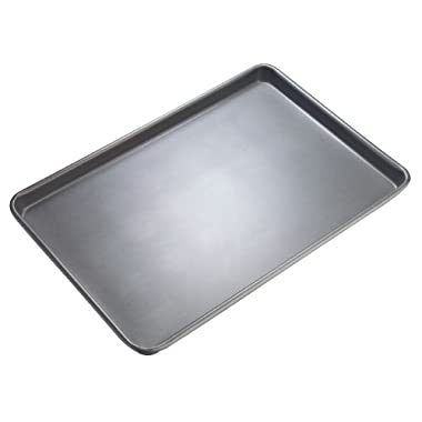 WearEver 68200 Commercial Medium Baking Sheet, Silver