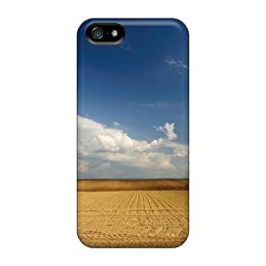 AnnetteL Phone Case For Iphone 5/5S Cover - Retail Packaging - Nature Field