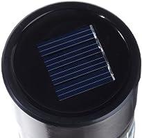 Solar-powered gravelight