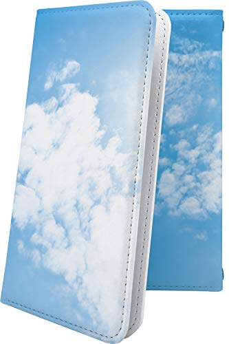 iPhoneXR/iPhoneXS Max ケース 手帳型 空 そら 雲 くも 風景 アイフォン アイフォーン アイホン テンアール テンエス マックス 手帳型ケース 撮影 iphone xr xs xsmax 夏 海 ハワイアン ハワイ