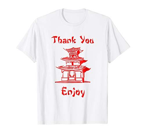 (Chinese Take Out Shirt)