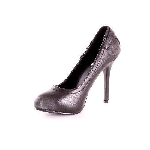 Talons Noir Chaussures À Marque Haut Talon Nouvelles De Womens Noir Chaussures Tribunal De Hauts fXx6TwTq