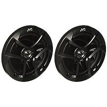 JVC CS-J620 300W 6.5-Inch CS Series 2-Way Coaxial Car Speakers, Set of 2