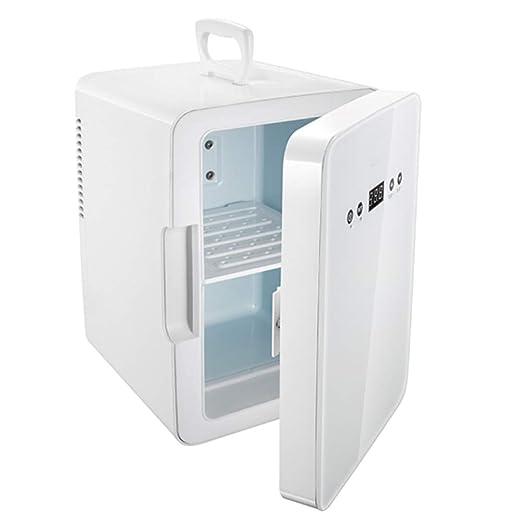 ZRXRY Mini Nevera, 6 litros Compacto de Refrigeración/cálido con ...