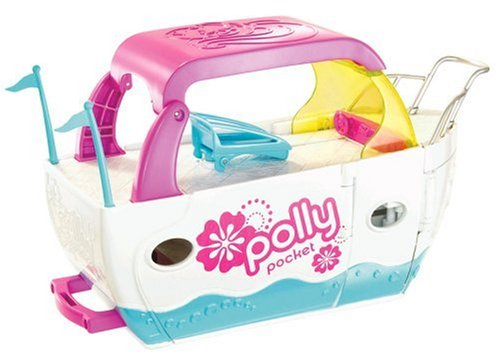 Polly Pocket Ultimate Party Boat Playset