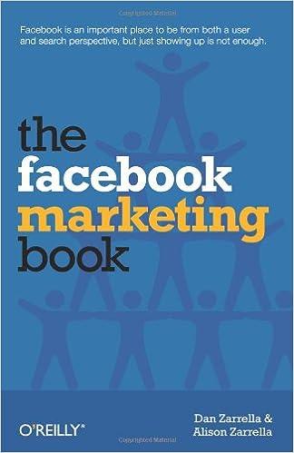 Download E-books The Facebook Marketing Book PDF - Unsere ...