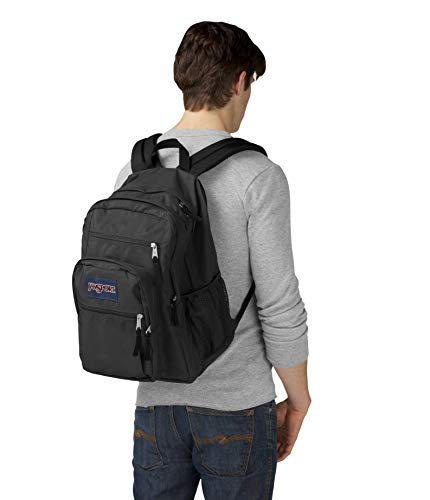 JanSport Big Student Classics Series Backpack - Forge Grey by JanSport (Image #4)