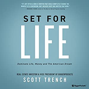 Set for Life Audiobook