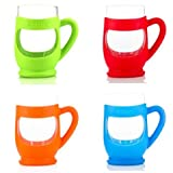 Kupp' Drinking Glass 4-pack