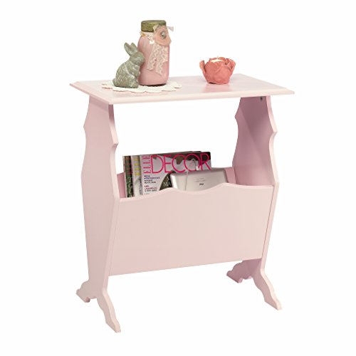 Sauder 419536 Eden Rue Side Table, L: 22.05