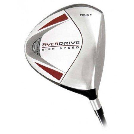New golf driver kingpar overdrive superfast 10. 5 reg rh | #169763483.