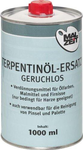 Terpentinöl-Ersatz geruchlos - 1000 ml