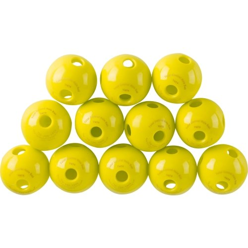 Total Control Sports TCB 74 Hole Balls - 12 Pack by Brand Total Control Sports (Image #1)