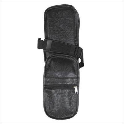 Ortola 0199-001 - Funda para flauta travesera, color negro