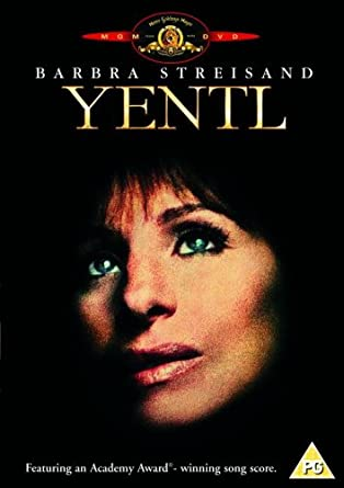yentl dvd