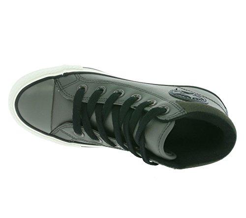 Zapatillas Converse Chuck Taylor Gris Grau Charcoal Black Egret