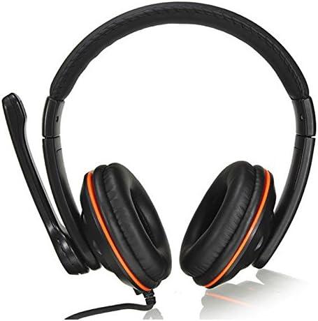Headphone OVLENG Q5 USB Stereo Headphone Headset: Amazon