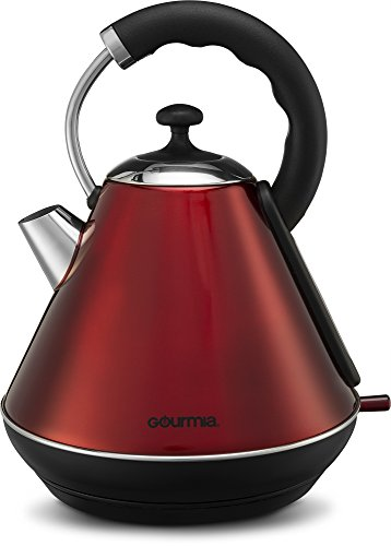 Gourmia GK270R Electric Kettle Stainless