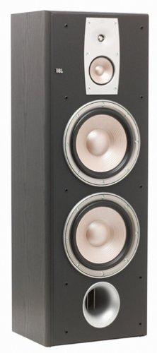 JBL ND310 3 Way Floorstanding Speaker (Single Speaker, Black Ash)  (Discontinued
