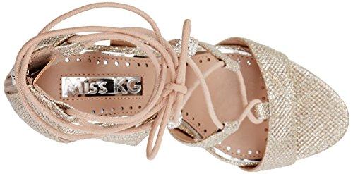 Miss KG GILLIAN - Tacones Mujer Plateado (Silver)